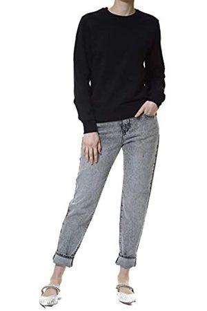 Karl Lagerfeld Damen Rhinestone Logo Sweatshirt