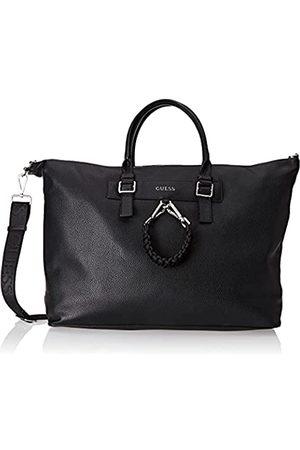 Guess Herren Riviera Duffle Bag, Black
