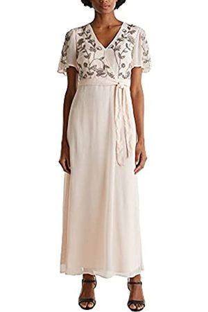 ESPRIT Collection Damen 020EO1E312 Kleid für besondere Anlässe