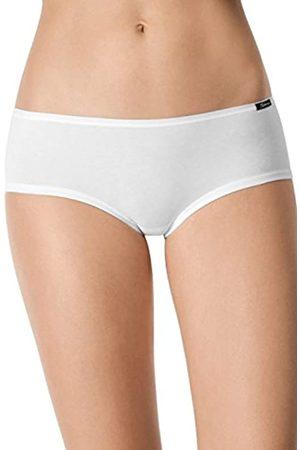 Skiny Damen Advantage Cotton Panty 2er Pack Panties, Elfenbein (Skin 9622)