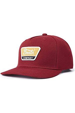 Brixton Unisex-Adult Linwood C MP Snapback Baseball Cap