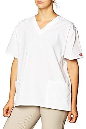Dickies Damen EDS Signature Scrubs 86706 Missy Fit V-Ausschnitt Top - - XX-Small