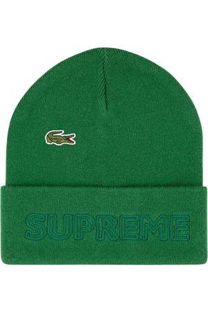 Supreme Hüte - X Lacoste Beanie