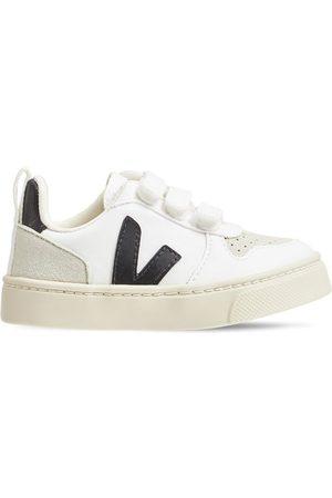Veja Mädchen Sneakers - Riemensneakers Aus Bio-baumwolle