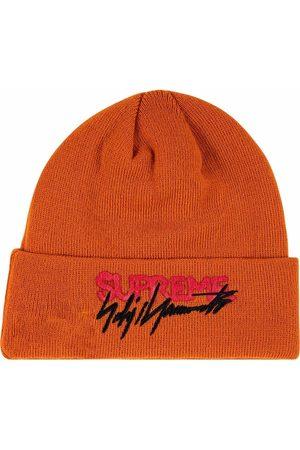 Supreme Hüte - X Yohji Yamamoto New Era beanie hat
