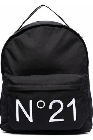 Nº21 Rucksack mit Reißverschluss