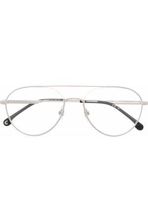 Carrera Brille mit Oversized-Gestell