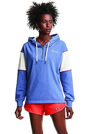 Champion Damen Campus French Terry Oversized 1/4 Zip Ho Sweatshirt