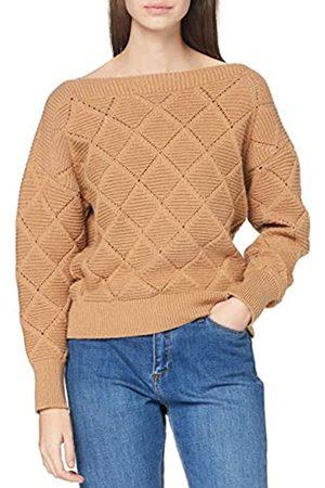Mexx Womens Femminine Round Neck Pullover Sweater