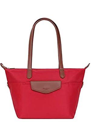 Hexagona POP,Umhängetasche für Damen POPKollektion Rote Johannisbeere aus Nylon Umhängetasche Damenhandtasche Umhängetasche Kleine Tasche Umhängetasche
