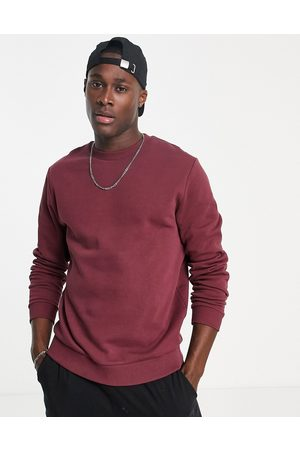 ASOS – Burgunderrotes Sweatshirt