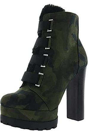 Jessica Simpson Damen Irrena2 Platform Bootie modischer Stiefel