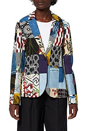 Desigual Womens AME_ALEJANDRIA Jacket, Black
