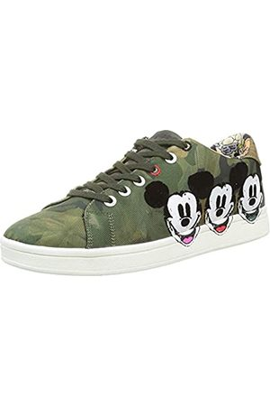 Desigual Damen Shoes_Cosmic_Mickey Sneaker