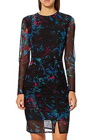 Desigual Womens Vest_Kameron Casual Dress, Black