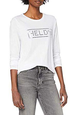 Herrlicher Damen Longsleeves - Damen Nerissa Jersey T-Shirt