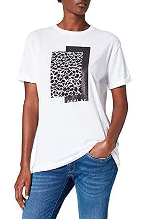 Replay Damen W3506P.000.20994 T-Shirt