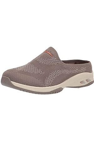 Skechers Damen Commute Time - In Knit to Win Holzschuh