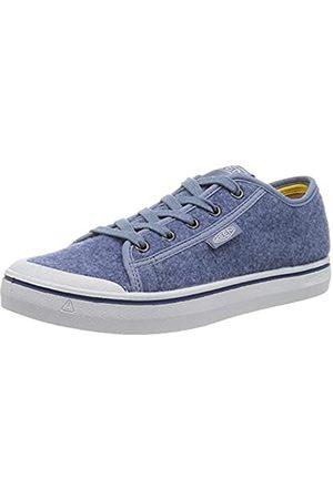 Keen Damen ELSA LITE-W Sneaker, Blauer Filz-Dampf