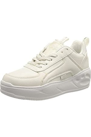 Buffalo Damen Flat SMPL 2.0 Sneaker, White