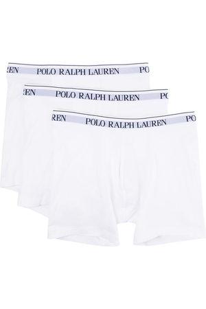 Polo Ralph Lauren 3er-Set Shorts mit Logo-Bund