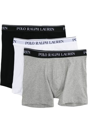 Polo Ralph Lauren Herren Socken & Strümpfe - 3er-Set Shorts mit Logo-Bund
