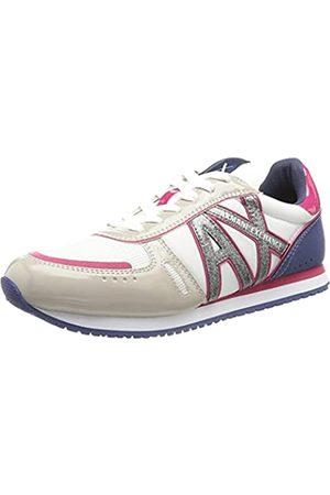 Armani Damen Comfort with a Twist Sneaker