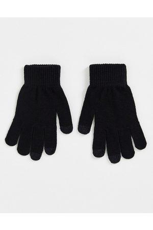 SVNX – Schwarze Touchscreen-Handschuhe
