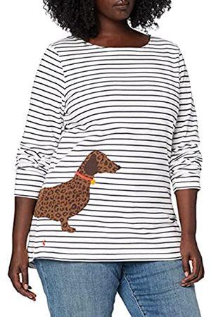 Joules Damen Harbour Print T-Shirt