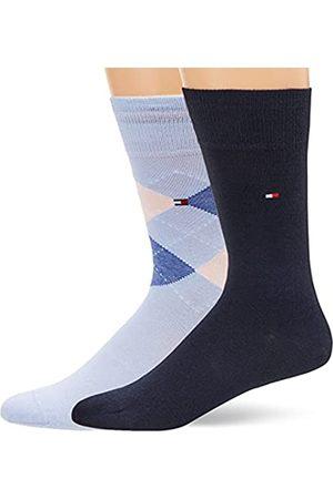 Tommy Hilfiger Herren Checkered Socken