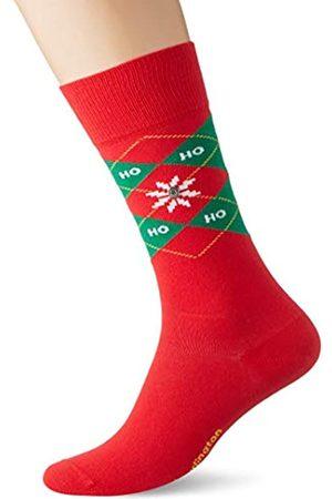Burlington Herren Xmas Argyle M SO Socken
