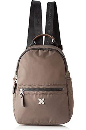 Munich Clever Backpack Medium Brown, Bags für Damen