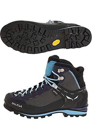 Salewa Damen WS Crow Gore-TEX Trekking-& Wanderstiefel, Premium Navy/Ethernal Blue