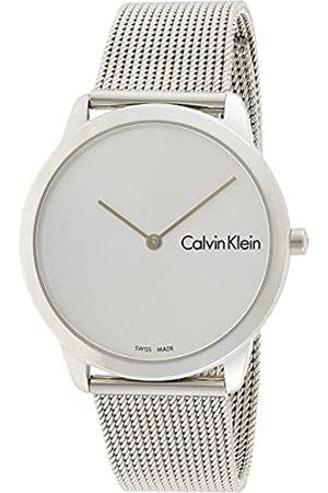 Calvin Klein CalvinKleinHerrenAnalogQuarzUhrmitEdelstahlArmbandK3M211Y6