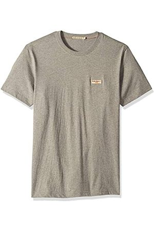 Nudie Jeans Unisex-Erwachsene Daniel Logo Tee T-Shirt
