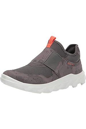Ecco Damen MX Low Slip On Sneaker, Titan/Magnet