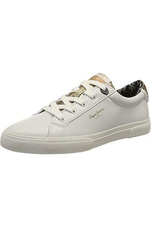 Pepe Jeans London Damen Kenton Plain Sneaker
