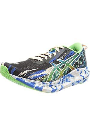 ASICS Damen Noosa Tri 13 Running Shoe, Black/Pearl Pink