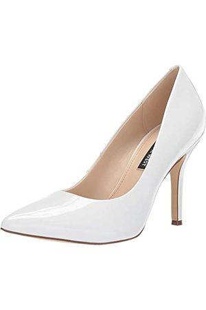 Nine West Damen Flax3 Sandale mit Absatz