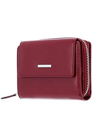 Picard Damen Portemonnaie, aus Leder, in der Farbe Dunkelrot, aus der Serie Offenbach