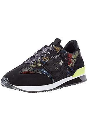Desigual Damen Shoes_Broker_Lacroix Sneaker, Black