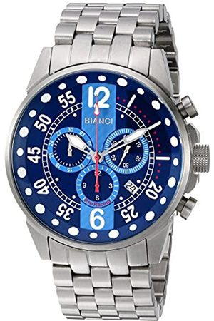 ROBERTO BIANCI WATCHES Herren analog Quarz Uhr mit Edelstahl Armband RB70983