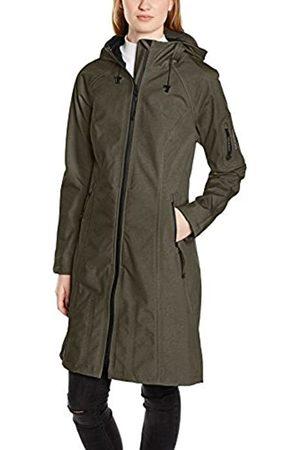 ILSE JACOBSEN HORNBÆK Damen Regenbekleidung - | RAIN37L | Klassische Langer Damen Jacke | Outdoor Regen Parka wasserdicht, Winddicht