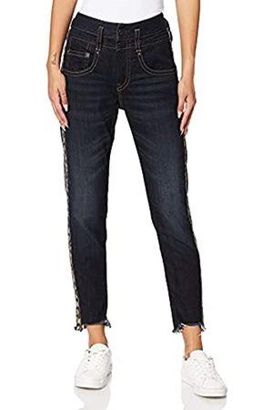 Herrlicher Damen Pitch Mom Cropped Jeans