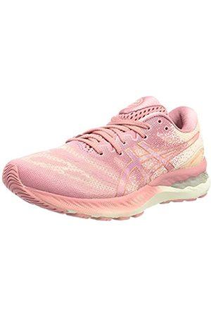 Asics Damen Gel-Nimbus 23 Road Running Shoe, Smokey Rose/Pure Bronze