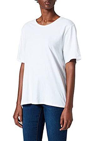ONLY Damen ONL Life S/S TOP JRS T-Shirt, White
