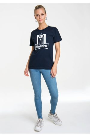 LOGOSHIRT T-Shirt »Klosterfrau«, mit lizenziertem Originaldesign