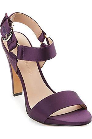 Karl Lagerfeld Paris Damen Cieone Sandale mit Absatz