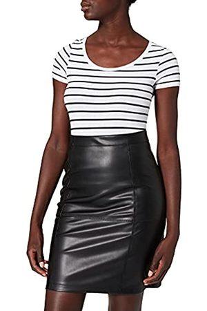 VILA CLOTHES Damen Vipen New Skirt-fav Rock