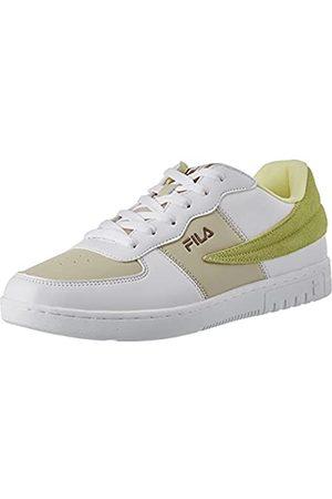 FILA Damen Noclaf wmn Sneaker, Marshmallow/Lime Cream
